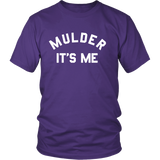 The X-Files Mulder It's Me Shirt - NerdKudo - 2
