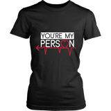 Grey's Anatomy You're My Person Couple Shirt (Left) - NerdKudo - 3