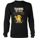 Pokemon Training To Beat Elite Four Or At Least Gary Shirt - NerdKudo - 7