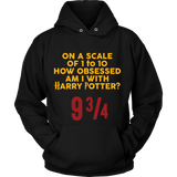 Harry Potter On A Scale Of 1 to 10 How Obsessed Am I With Harry Potter? - NerdKudo - 5