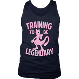 Pokemon Mew Two Training To Be Legendary Shirt - NerdKudo - 6