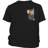 Pokemon Eeveelution In My Pocket Shirt - NerdKudo - 13