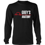 Grey's Anatomy Shirt - NerdKudo - 4