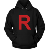 "Pokemon Team Rocket ""R"" Shirt - NerdKudo - 9"
