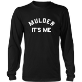 The X-Files Mulder It's Me Shirt - NerdKudo - 5
