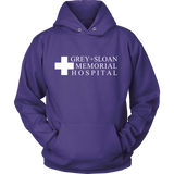 Grey's Anatomy Grey Sloan Memorial Hospital Shirt - NerdKudo - 8