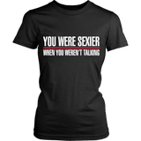 Grey's Anatomy You Were Sexier When You Weren't Talking Shirt - NerdKudo - 7