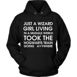 Harry Potter Just A Wizard Girl Living In A Muggle World - NerdKudo - 5