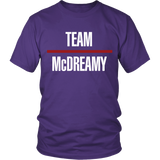 Grey's Anatomy Team McDREAMY Shirt - NerdKudo - 2