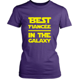 Star Wars Best Fiancee In The Galaxy Shirt - NerdKudo - 9