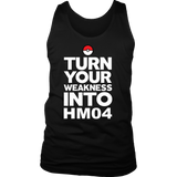 Pokemon Turn Your Weakness Into HM04 Shirt - NerdKudo - 7