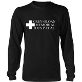 Grey's Anatomy Grey Sloan Memorial Hospital Shirt - NerdKudo - 6