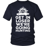Supernatural Get In Loser We're Going Hunting Shirt - NerdKudo - 4