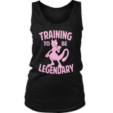 Pokemon Mew Two Training To Be Legendary Shirt - NerdKudo - 10
