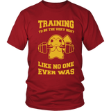 Pokemon Training To Be The Very Best Like No One Ever Was Shirt - NerdKudo - 5
