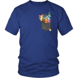 Pokemon Eeveelution In My Pocket Shirt - NerdKudo - 2