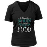 Harry Potter Funny I Solemnly Sweat That I'm About To Get Food Shirt - NerdKudo - 11