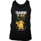 Pokemon Training To Beat Gary Or At Least Elite 4 Shirt - NerdKudo - 1