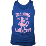 Pokemon Mew Two Training To Be Legendary Shirt - NerdKudo - 7