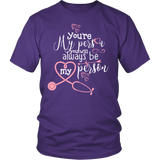 Grey's Anatomy You're My Person You'll Always Be My Person Shirt - NerdKudo - 2