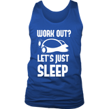 Pokemon Work Out Let's Just Sleep Shirt - NerdKudo - 4