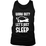 Pokemon Work Out Let's Just Sleep Shirt - NerdKudo - 5