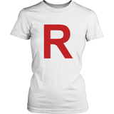 "Pokemon Team Rocket ""R"" Shirt - NerdKudo - 13"