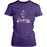 Grey's Anatomy She's My Cristina Shirt - NerdKudo - 9