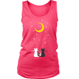 Sailor Moon Luna and Artemis Shirt
