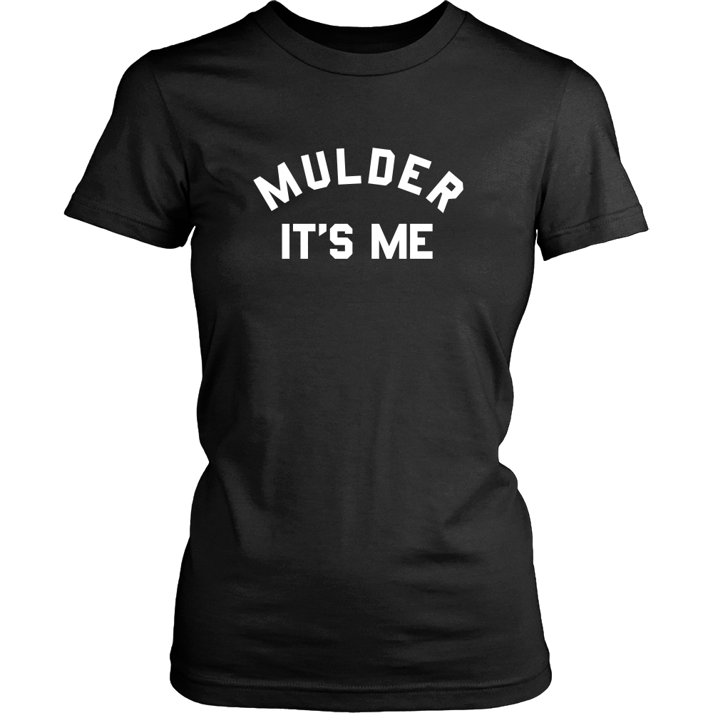 The X-Files Mulder It's Me Shirt - NerdKudo - 8