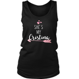 Grey's Anatomy She's My Cristina Shirt - NerdKudo - 7