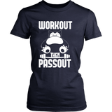Pokemon Snorlax Workout Then Passout Shirt - NerdKudo - 13