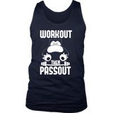 Pokemon Snorlax Workout Then Passout Shirt - NerdKudo - 5