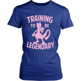 Pokemon Mew Two Training To Be Legendary Shirt - NerdKudo - 13