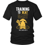Pokemon Training To Beat Gary Or At Least Elite 4 Shirt - NerdKudo - 2