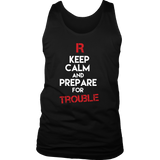 Pokemon Team Rocket Keep Calm And Prepare For Trouble Shirt - NerdKudo - 5