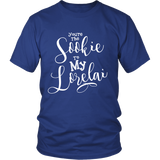 Gilmore Girls You're the Sookie To My Lorelai Shirt - NerdKudo - 1