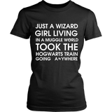 Harry Potter Just A Wizard Girl Living In A Muggle World - NerdKudo - 8