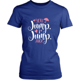 Gilmore Girls You Jump, I Jump, Jack Shirt - NerdKudo - 10