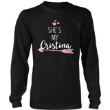 Grey's Anatomy She's My Cristina Shirt - NerdKudo - 5
