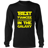 Star Wars Best Fiancee In The Galaxy Shirt - NerdKudo - 5