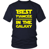Star Wars Best Fiancee In The Galaxy Shirt - NerdKudo - 3