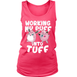 Pokemon Jigglypuff Working My Puff Into Tuff Shirt - NerdKudo - 10