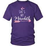 Grey's Anatomy She's My Meredith Shirt - NerdKudo - 3