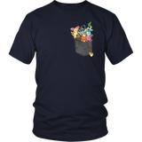 Pokemon Eeveelution In My Pocket Shirt - NerdKudo - 4