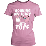 Pokemon Jigglypuff Working My Puff Into Tuff Shirt - NerdKudo - 13