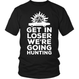 Supernatural Get In Loser We're Going Hunting Shirt - NerdKudo - 5