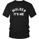 The X-Files Mulder It's Me Shirt - NerdKudo - 4