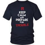 Pokemon Team Rocket Keep Calm And Prepare For Trouble Shirt - NerdKudo - 4