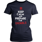 Pokemon Team Rocket Keep Calm And Prepare For Trouble Shirt - NerdKudo - 12